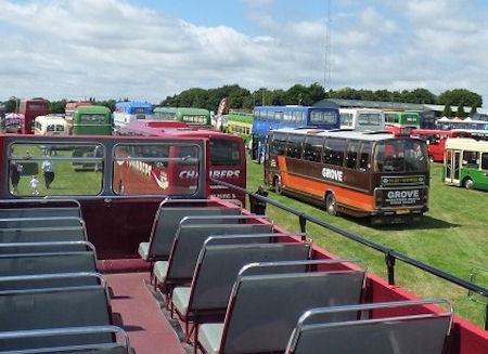 Essex Bus Rally