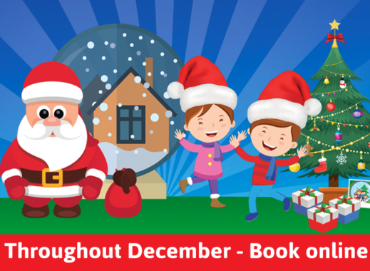 Father Christmas at Barleylands! – SOLD OUT!