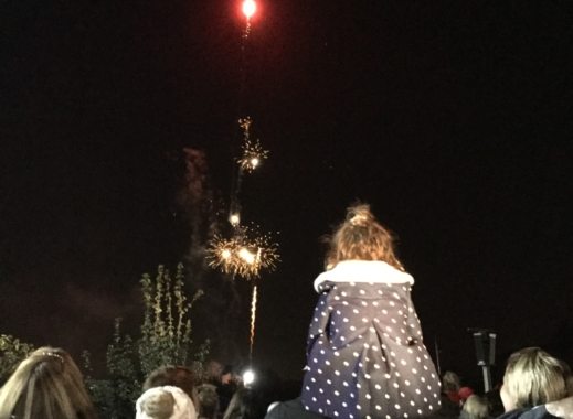 Toddler Fireworks 2019