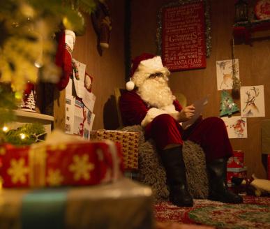 Father Christmas Essex