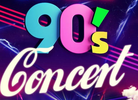 Back to the 90's Concert