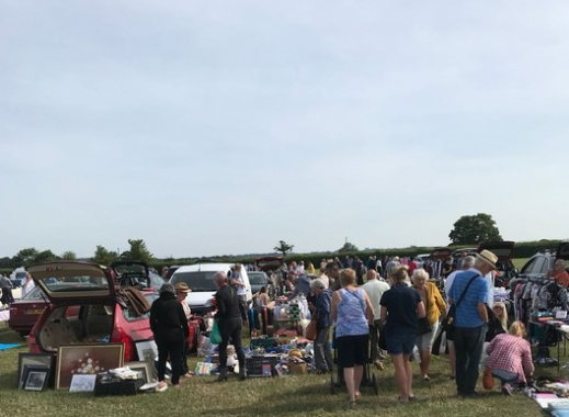 Bootsale Every Sunday