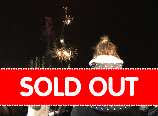 Toddler Fireworks SOLD OUT