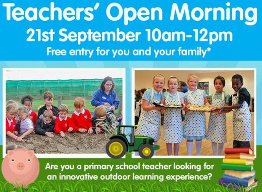 Teachers' Open Morning