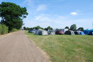 Barleylands Campsite Billericay Essex Tents